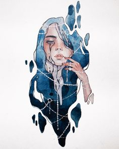 Hieu Nguyen, better known by his alias Kelogsloops, is an Australian watercolor artist. For More View Website drawing Watercolor Artist Kelogsloops Billie Eilish, Pretty Art, Cute Art, Celebrity Drawings, Watercolor Drawing, Simple Watercolor, Drawing Drawing, Watercolor Artists, Abstract Watercolor
