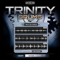 © Scrambled Eggs Music Brazil : Scrambled Technology: Best Service - Trinity Drums...