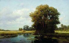 Художник-пейзажист Владимир Донатович Орловский (1842–1914)
