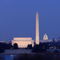 I really want to go to Washington D.C. and see all of the historical monuments and museums and buildings, etc. one day. It would be really cool to do. :)