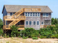 Afterdune Delight, 5 bedroom Ocean Front home in Salvo, OBX, NC