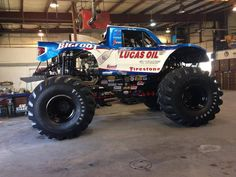 Lucas Oil Bigfoot