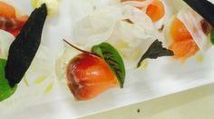 #gourmetmeals #healthy #healthydinneroptions #dinneroptions #romantic #valentinesday   Serenade by Pierre   Marinated artichoke, confit garlic aioli and garlic chips