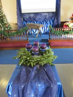 Advent Midweek Worship Services | Hope Lutheran Church |Worship Service Advent Ideas