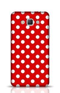 Polka Dots Samsung Galaxy A5 Phone Case