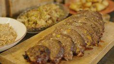 Belgian Food, Kool, Dutch Recipes, Meatloaf, Nom Nom, Sausage, Food And Drink, Cooking, Comfortfood