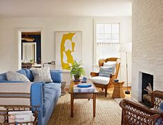 Savvy Home: Designer Crush. I want this sofa style!!!