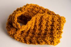 Aesthetic Nest: Crochet: Sedge Stitch Cowl (Tutorial for Waverly)