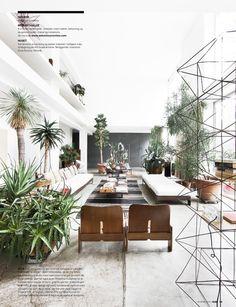 Méchant Design: Antoninos house in Milano