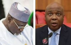HOW TRUE? DSS Boss Trying To Cover Saraki's Loot
