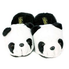 Panda Slippers - Panda Things