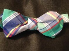 MAISON F Adjustable  Magnetized Round bow Tie **RARE** #MASIONF #BowTie