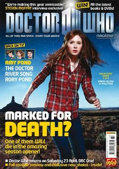 Doctor Who The Official Magazine Issue #433 May 2011 Collectors' Cover 1 of 4 Amy Pond null,http://www.amazon.com/dp/B008RAP53W/ref=cm_sw_r_pi_dp_eqJNsb0Q8R4ZXGFR