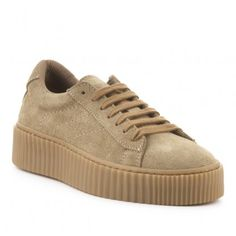 CREEPERS flatform piel CREEKS Creepers, Puma Platform, Platform Sneakers, Zapatillas Casual, Shoes, Fashion, Comfy Clothes, Footwear, Urban
