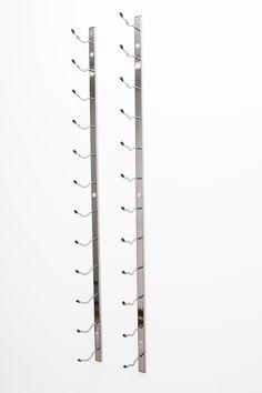 Wall Series Metal Wine Rack Kit to 63 bottles) - VintageView Wine Rack Wall, Wine Racks, Wine Table, Bottle Wall, Expensive Wine, Wine Fridge, Italian Wine, Wine Storage, Wine Cellar