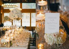 Flowers and decor by Tre Bella |Erin McLean Events | Cyn Kain Photography | The Pavilion at Angus Barn