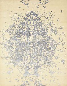 Modern Wunderschöner Teppich Handgeknüpfte 303 x 239 cm tapis orient  | eBay