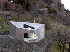 Roduit Studio by Savioz Fabrizzi Architecte
