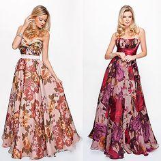 Os mais lindos vestidos para a madrinha de casamento