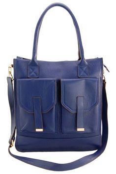 Madison Messenger Bag - cool handbag (could also be a good diaper bag?)