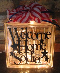 1000 images about military on pinterest military party for Welcome home soldier decorations