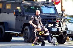 Three people killed in Pasadena shooting; 'horrific day,' police chief says