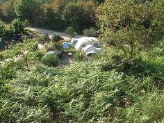 Heerlijk vrij kamperen op kleinschalige familiecamping Quinta d Alijo in Noord-Portugal