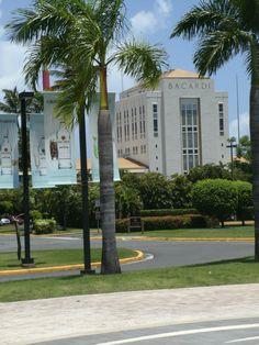 Bacardi Rum Factory-Catano, Puerto Rico
