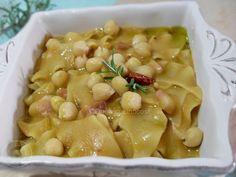 ©Oggi vi cucino così!: Pasta e Ceci in pentola a pressione