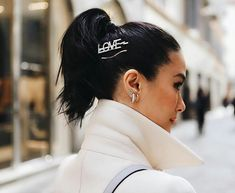 5 Chic Hairstyles to Cop From Heart Evangelista - Star Style PH Gareth Bale Hairstyle, Heart Evangelista Style, Chic Hairstyles, Amazing Hairstyles, Messy Ponytail, Star Fashion, Milan Fashion, High Fashion, Fashion Outfits