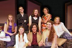 Columbus Academy Student Theatre will present Neil Simon's Jake's Women, a comedy with a witty perspective on modern relationships, at 7:30 p.m. Friday and Saturday, Oct. 24 and 25, at the school's Schoedinger Theatre, 4300 Cherry Bottom Road.