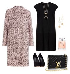 """""""classic outfit"""" by jasive-asseff-jamous on Polyvore featuring M Missoni, MuuBaa, Kate Spade, Cloverpost and Giuseppe Zanotti"""