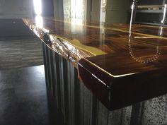 Cedar Countertop