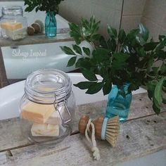 A vignette for the bathroom