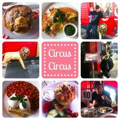 Circus Circus family fun cafe, Auckland