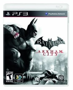 Batman: Arkham City for Playstation 3 Your #1 Source for Video Games, Consoles & Accessories! Multicitygames.com
