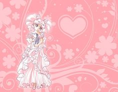 Small Lady - mini moon, sailor mini moon, elegant, abstract, rini, pretty, sexy, girl, female, nice, love, royalty, gorgeous, chibiusa, heard, floral, long hair, cute, magical girl, pink hair, gown, anime girl, blossom, divine, neko, beautiful, animal, beauty, twin tails, anime, flower, artemis, princess, lovely, sailor moon, cat, hot, dress