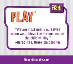 Fish philosophy on pinterest fish philosophy fish and for Fish philosophy video