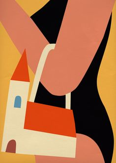 Anna Kövecses - Handsome Frank Illustration Agency