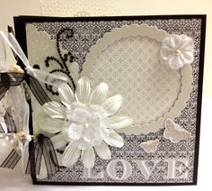 Pre made Wedding Scrapbook Mini Album 6x6 by Traci Penrod   ArtsyAlbums    42 99Premade Wedding Scrapbook Mini Album 6x6 Wedding Gift   Wedding  . Premade Wedding Scrapbook. Home Design Ideas