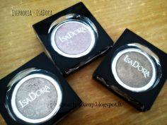 Pink pearl make up & more: Metallic eyes - new in!