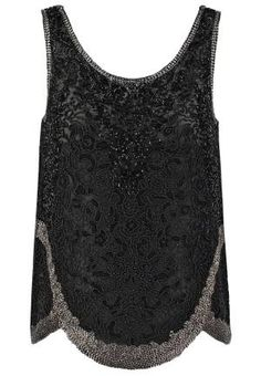 Miss Selfridge Lisa Blusa Black tops Selfridge Miss lisa blusa black Noe.Moda