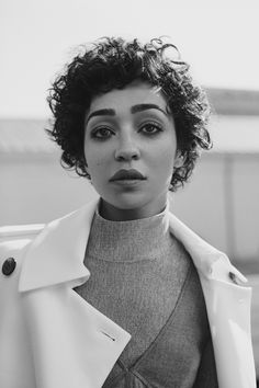 ruth negga for interview magazine - Oh No They Didn't!