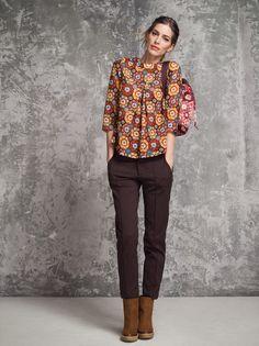 OILILY Women's Wear - Fall Winter 2014 Seventies style