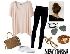 """Eleanor Calder style"" by kategoncharuk on Polyvore"