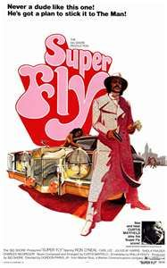 Super Fly: Directed by Gordon Parks, Jr., this film features a soundtrack by Curtis Mayfield and is considered to be one of the most controversial, profitable, and popular 'classics' of the genre 1970s Movies, Vintage Movies, Vintage Posters, Throwback Movies, Old Movie Posters, Retro Posters, Art Posters, Illustrations Posters, Vintage Cars