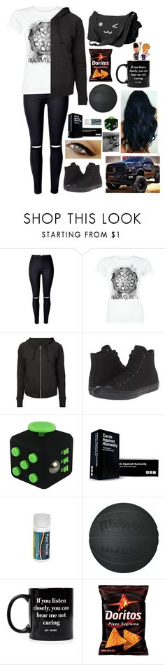 """""""I'm literally OBSESSED with 13 reasons why...."""" by xxghostlygracexx ❤ liked on Polyvore featuring James Perse, Converse and Jac Vanek"""