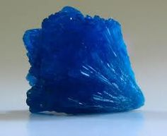 This is Cavansite; what the castle is made of