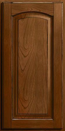 Merillat Masterpiece Cabinetry-Townley Arch Cherry Rye With Onyx Glaze from waybuild
