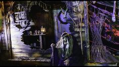 """Shadow's Gate Haunt """"The Corn Witch"""" CHA Female Scare Actor Submission Nikki Fenske - YouTube"""